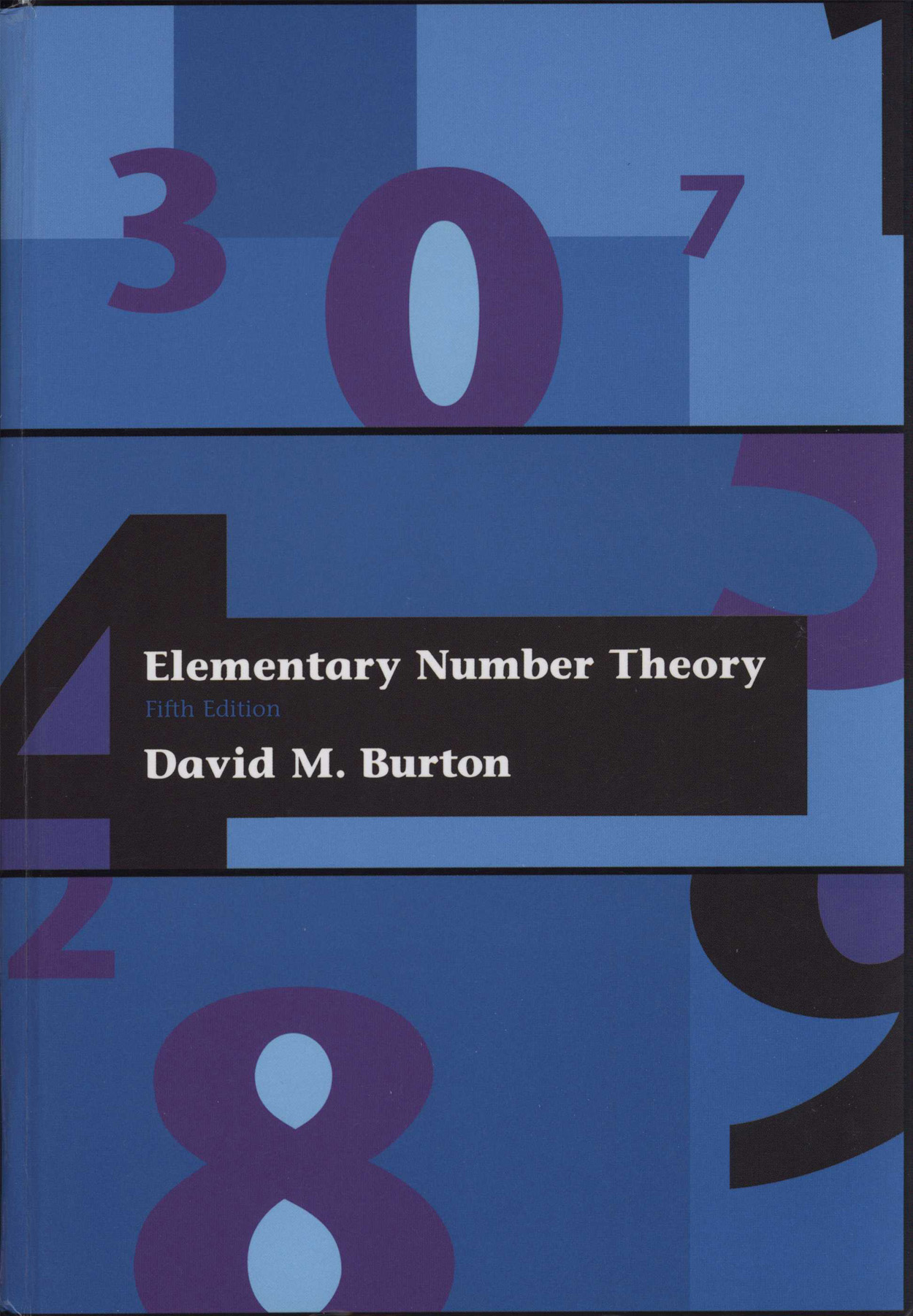 Elementary Number Theory Cover